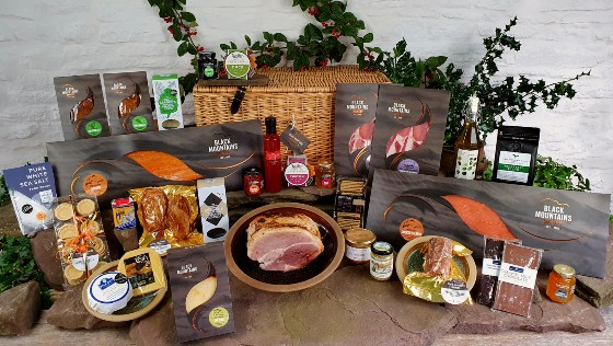 Sugarloaf Gourmet Christmas Food Hamper