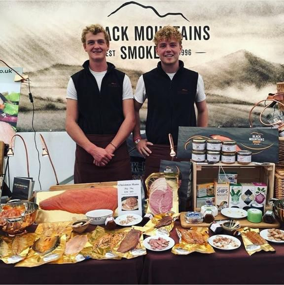 Black Mountains Smokery Fairs and Charity Events 2018