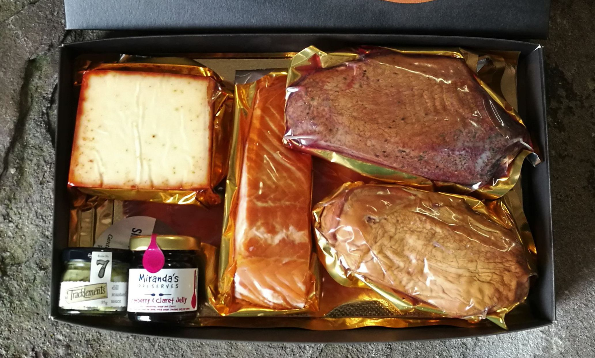 Black Mountains Smokery Smoked Food Hamper