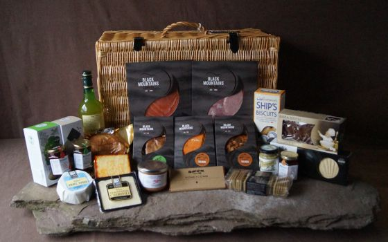 Penyrhoel Party Christmas Food Hamper