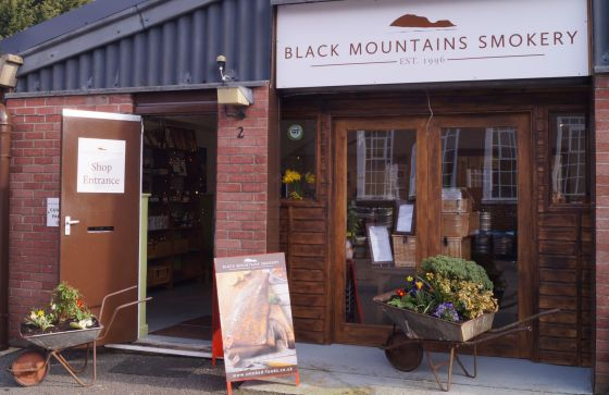 Black Moutains Smokery Shop