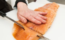 Black Mountains Smokery Hand Sliced Smoked Salmon