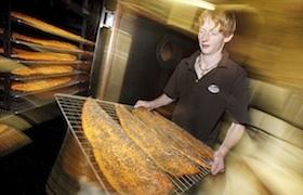Our Traditional Smoking Process for Smoked Salmon