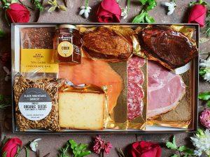 food lovers gift hamper